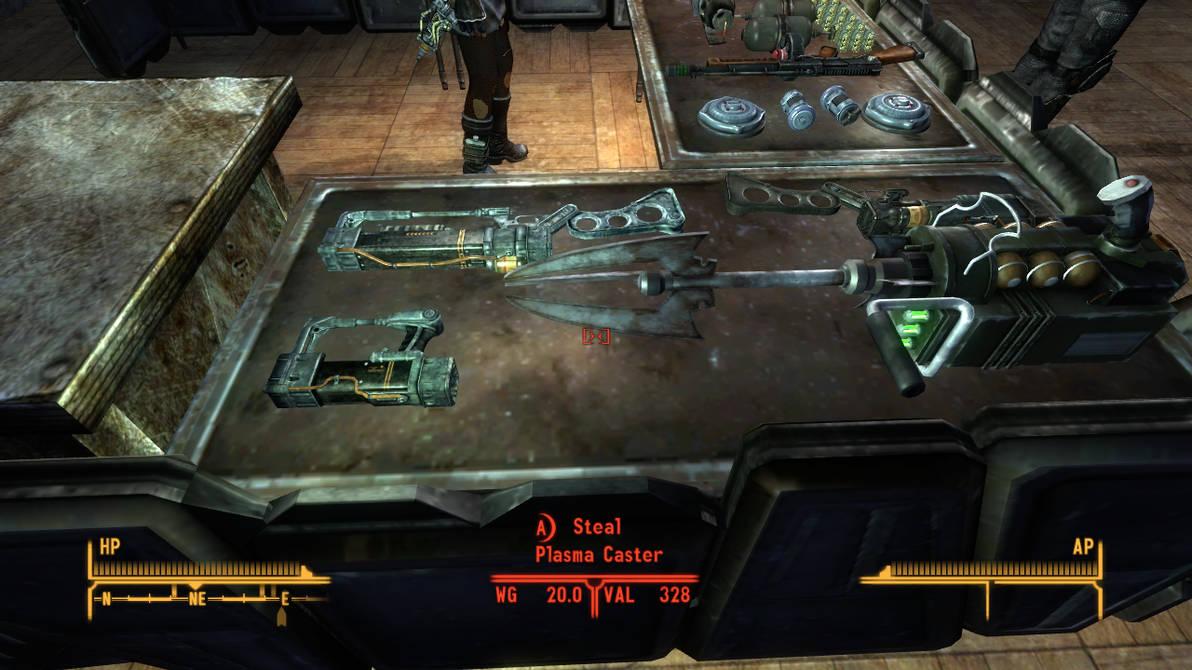 Fallout nv vehicles