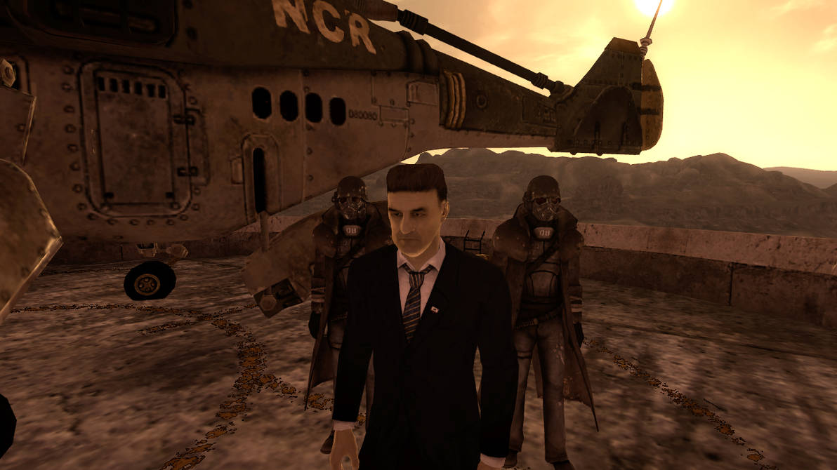 Fallout NV NCR President Aaron Kimball by SPARTAN22294 on DeviantArt