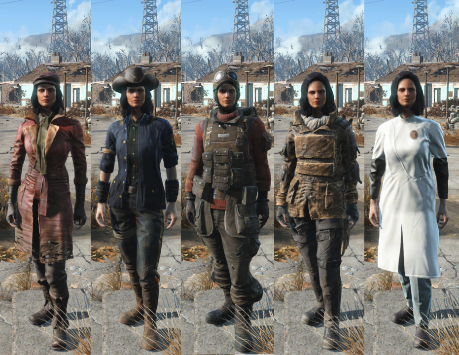 Fallout 4 Mod: NieR A2 Follower and Armor by user619 on