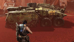 GEARS 5 UIR Armored Personnel Carrier