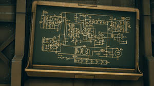 TOW Fallout's Water Chip Blueprint