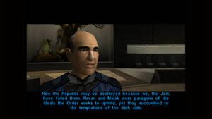 SW KotOR Jedi Master Vrook Lamar