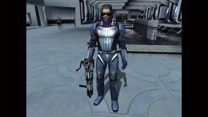 SW KotOR Mandalorian Battle Armor