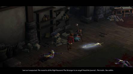 Diablo III The sword is of the High Heavens by SPARTAN22294