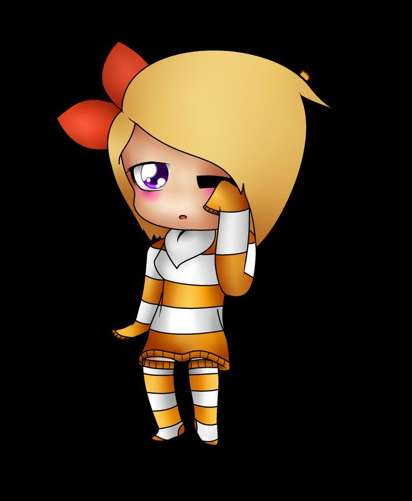 Kawaii Chica by ChicaChickenXD