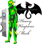 Shadow Dragons- HW Mech