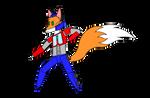 Foxy Chibi: Transformers Devastation