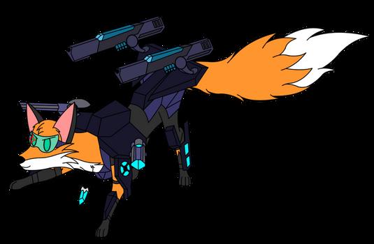 Foxy Chibi: Robocraft 2.0
