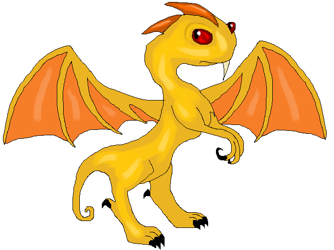 Ollo I just joined Yellow_dragon_by_xxanthro16xx-d45kgoo