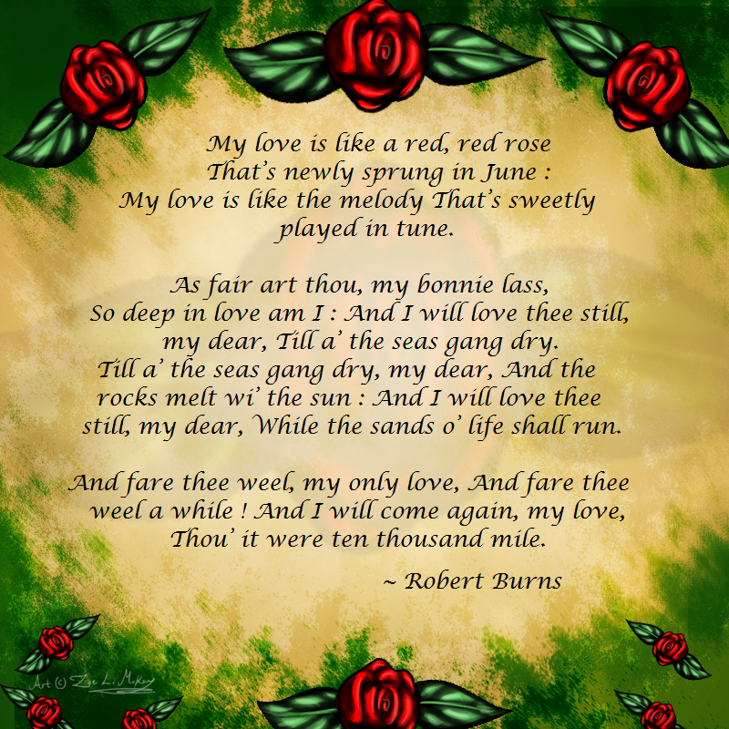 my love is like a red Sheet music - £199 - scottish song (using words by robert burns) arranged for  unaccompanied satb chorus by donald cashmore with piano part for.