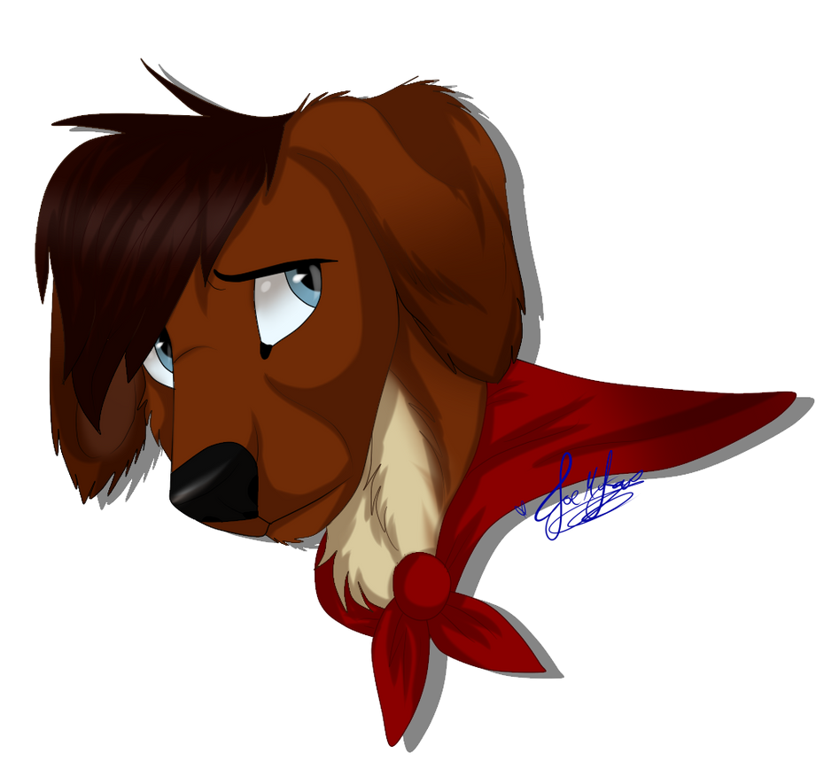 Alex .:Headshot:. by XxAnthro16xX