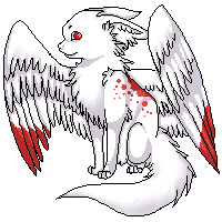 Angel Food Cake Pixel [Candypup] by Dark-Angel-Rin
