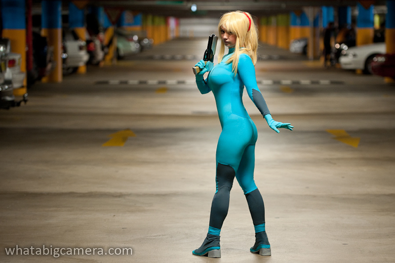 Zero Suit Samus: Going Underground by Ardella