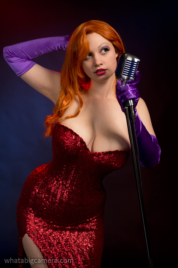 Misunderstood - Jessica Rabbit by Ardella