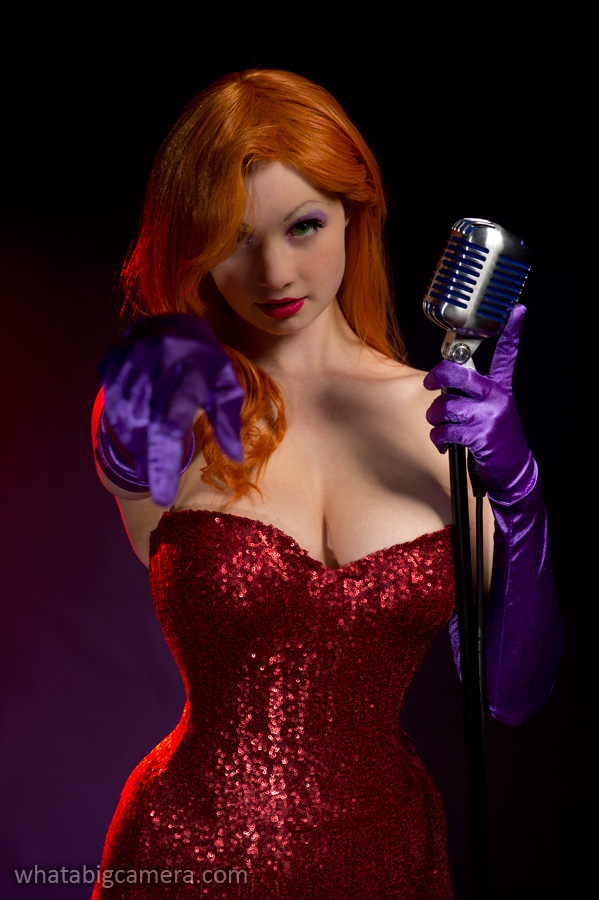 Why Don't You Do Right? - Jessica Rabbit by Ardella