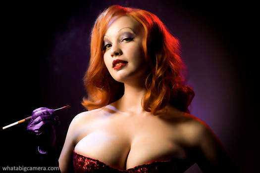 What a Wife - Jessica Rabbit