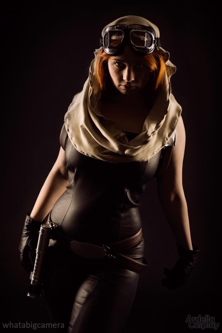 Mara Jade - The Dark Side by Ardella