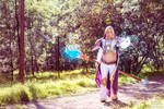 Jaina -  Tangle With a Frost Mage by Ardella