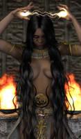 Sekhmet: 'The Powerful One'