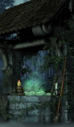The Cauldron by Saidge42