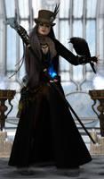 Lyra - Future Magic (commissioned)