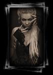 Dark Photo Shoot: Read your mind..... by Saidge42
