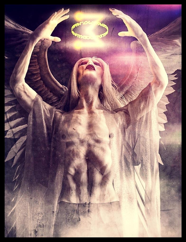 dark angel by Saidge42