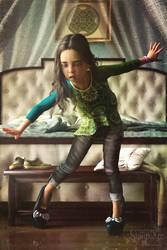 balancing act by Saidge42