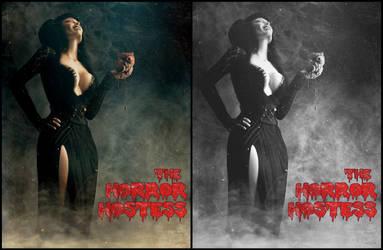 The Horror Hostess by Saidge42