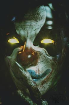 clown creepy