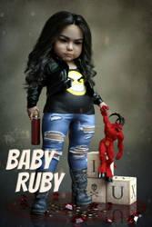 SPN Parody: baby ruby
