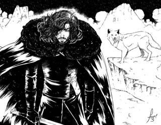 John Snow by Focoxxx
