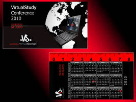 VirtualStudy Conference 2010 Business Cards