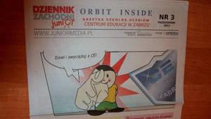 Press: Orbit Inside 03 - Real Photo