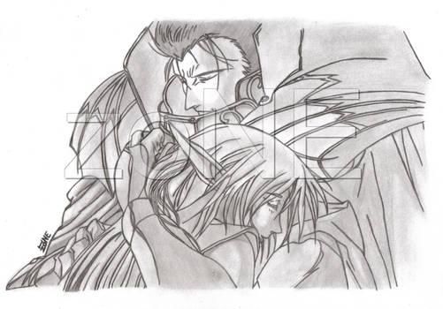 Sketches: 2007.10.28 - Ashram and Pirotess