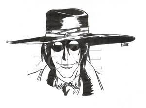 Sketches: 2007.12.15 - Alucard