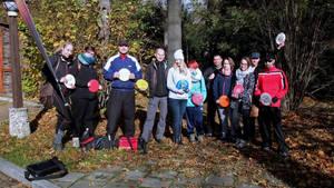 Disc Golf - Silesia Park [2016.10.29]