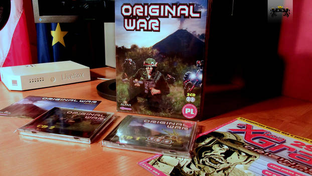 Photo - Original War [2020]