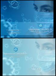 Kardio-Med Silesia LabCOVID-19 Folder (Front/Back)