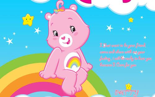 Carebears card by Rimi717 on DeviantArt – Care Bears Birthday Card