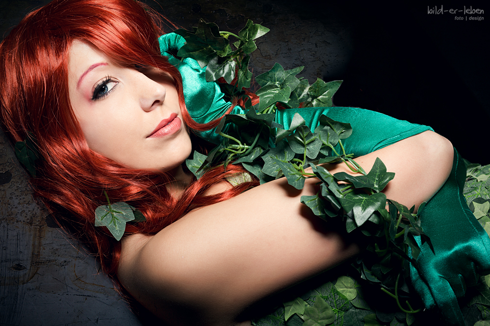 DC - Poison Ivy III by MissNoblesse