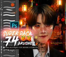 BRUSHSET PARA RETOQUE CON MOUSE -THESMILEOFGREY