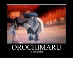 Orochimaru by pie1313
