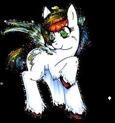 Rainbow Twist by MonochromeRaver