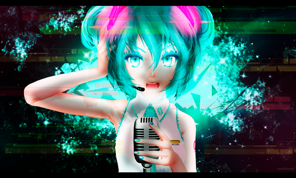 .: Saturation :. by mmd-lover