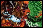 Lucifer vs Avatar