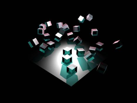 Cube meets the black box