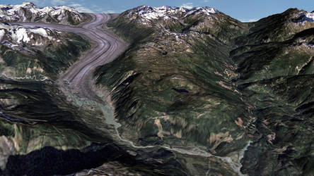 92N05 - Klinaklini Glacier3