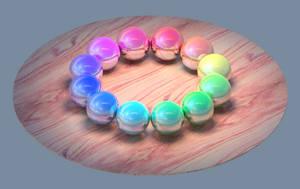 VectorWorks Reflective Colors