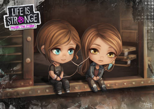 Life Is Strange - Chibi -